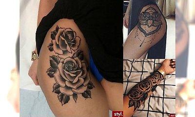 16 inspiracji na charyzmatyczne tatuaże - TRENDY 2017