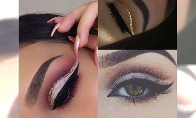 Makijaż cut crease to absolutny hit! Zainspiruj się, jak go zrobić