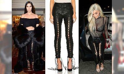 Skórzane sznurowane spodnie. Gwiazdy je kochają! Przekonasz się do nich?