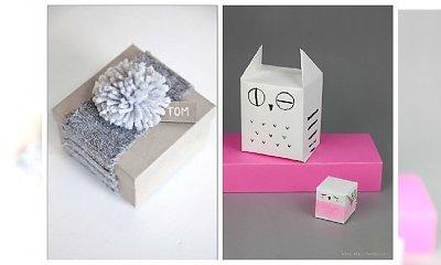 Pakowanie prezentów last minute - zobacz szybkie i oryginalne propozycje!