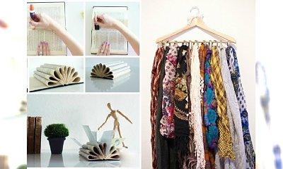20 pomysłów DIY, które pomogą Ci utrzymać porządek w Twoim domu! TO JEST GENIALNE