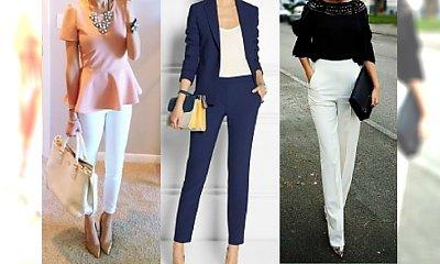 Eleganckie stylizacje ze spodniami na kolację Wigilijną - jak się ubrać na tą wyjątkową okazję?