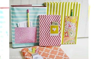 18 pomysłów jak wykorzystać papier po prezentach - nie wyrzucaj do kosza!