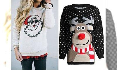 Zabawne świąteczne swetry- dobry pomysł na prezent ?