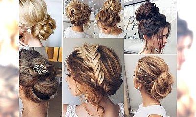 Eleganckie fryzury na studniówkę 2017! Poczuj się jak gwiazda