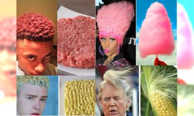 """O NIE! Jedni chcą mieć fryzurę """"na Beckhama"""", a inni... ZOBACZCIE! Oto 17 dziwacznych fryzur, które wyglądają jak jedzenie!"""