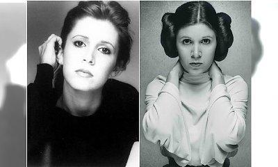 """Nie żyje Carrie Fisher, legendarna księżniczka Leia z """"Gwiezdnych Wojen"""""""