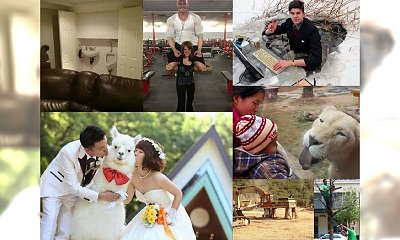 Mega dziwne i totalnie niezrozumiałe zdjęcia, które obiegły cały Internet! Od zdjęcia nr 12, aż kręci się w głowie!