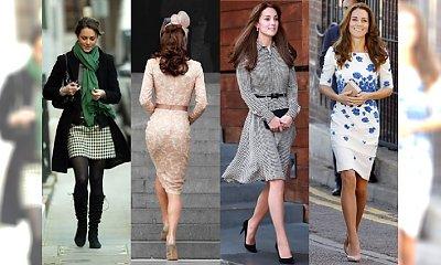 Z królewskiej szafy: najlepsze stylizacje księżnej Kate, którymi możesz się zainspirować! Wielka galeria