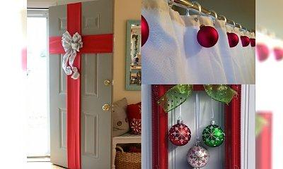 Święta: DEKORACJE LAST MINUTE! Zobacz, jak i czym udekorować dom, gdy zostało mało czasu