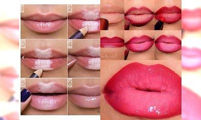 Jak pomalować usta? Te triki Wam pomogą i ułatwią codzienny make up!