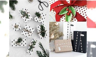Jak zapakować prezenty świąteczne elegancko i z pomysłem? Najlepsze inspiracje