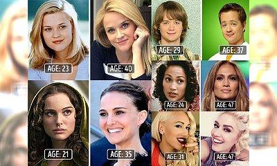 Uwierzysz, że te gwiazdy mają od 35 lat wzwyż?! Jak to możliwe, że wyglądają na niewiele ponad 20?!