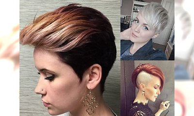 AŻ 26 inspiracji na krótkie, bardzo kobiece fryzury! [CUDOWNE!]