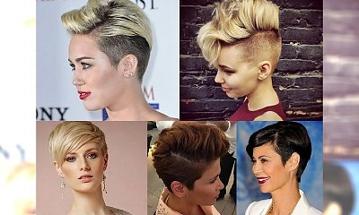 Fryzjerskie perełki 2017! Przegląd najbardziej charyzmatycznych krótkich fryzur na ten sezon!
