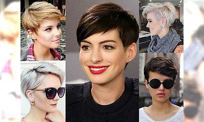 Pixie cuts 2017 - TOP 25 KOBIECYCH krótkich fryzur, które pokochasz!