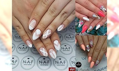 Najnowsze trendy manicure - kobiece i dziewczęce jednocześnie!