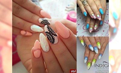 Różnorodne inspiracje manicure na cały rok! GALERIA TRENDÓW 2017!