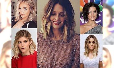 Fryzury jak z katalogu! 20 półdługich cięć włosów zgodnych z trendami 2017!