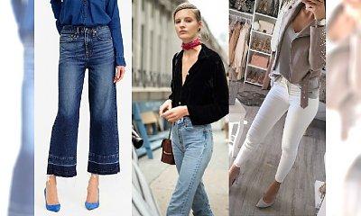 Jakie jeansy będą modne w 2017 roku? Nr 2 zasmuci hipsterów