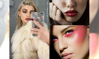7 trendów w makijażu do wypróbowania w 2017 roku! Nr 4 nie jest dla wszystkich