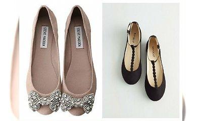 Buty, które kochają wszystkie kobiety czyli- BALETKI! Wiosenne propozycje