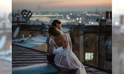 Najpiękniejsze ślubne fotografie jakie kiedykolwiek widziałaś - mają w sobie magię...Galeria inspiracji !