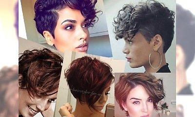 Curly Pixie - niesforne fryzurki, które odmładzają