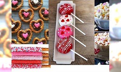 WALENTYNKI 2017: słodkie przysmaki na randkę, które wykonasz sama