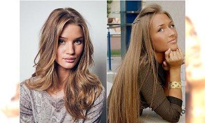 Cynamonowy blond - coś dla fanek najnowszych trendów! Zobaczcie, jak wygląda na włosach