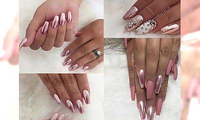 Chrome Pink Manicure - efekt, na którego punkcie oszalały fashionistki