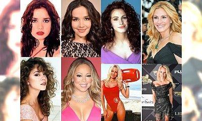 KIEDYŚ VS. DZIŚ! Zobacz, jak teraz wyglądają najpiękniejsze gwiazdy lat 90'! Bardzo się zmieniły?