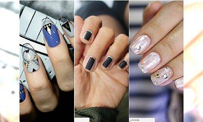 Nowe trendy w zdobieniu paznokci: high heel nails, druciane paznokcie, prism nails