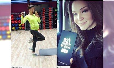Anna Lewandowska podarowała prezent dziecku Natalii Jakuły. Jest słodki!