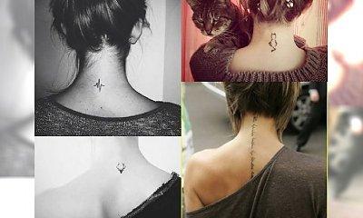Najseksowniejsze miejsce na tatuaż u kobiet? KARK! Przegląd subtelnych i charyzmatycznych wzorów