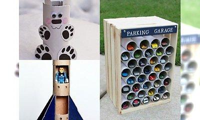 WOW! Pomysły na fantastyczne zabawki dla dzieci z rolek po papierze toaletowym. Patent #14 rewelacyjny!