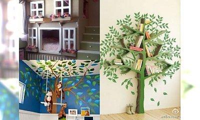 Pokój dziecięcy - galeria nietuzinkowych inspiracji. Twoje dziecko będzie zachwycone!