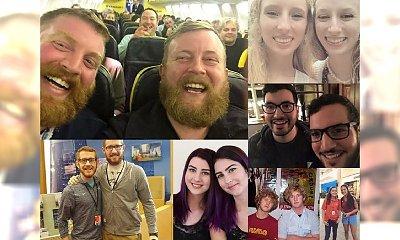 To jest wręcz NIEWIARYGODNE! Poznaj ludzi, którym udało się spotkać swojego sobowtóra! Przecież oni są IDENTYCZNI!