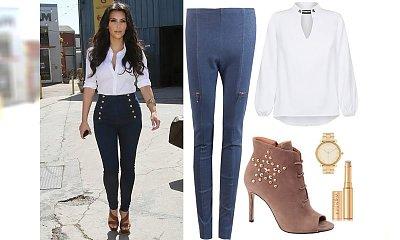 W stylu Kim Kardashian: inspiracje na modny look!