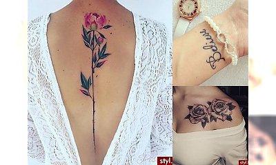 Motywy tatuażu na ten sezon! Postaw na trendy, które nigdy się nie znudzą!