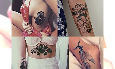 Te tatuaże Cię zachwycą! Przejrzyj z nami najnowsze trendy 2017!