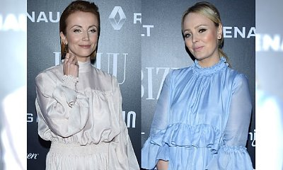 Zielińska czy Jastrzębska, która wygląda lepiej w podobnej sukience?