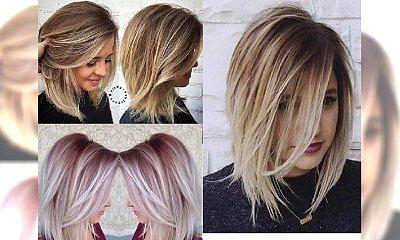 Zapomnij o cienkich włosach! Ta fryzura sprawi, że optycznie staną się gęstsze