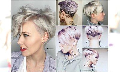 Krótkie fryzury 2017 - bardzo kobiece propozycje na wiosnę. Zainspirujcie się!