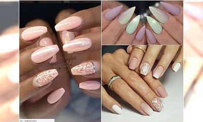 Modny manicure na wiosnę: matowe pastele, efekt syrenki, ballerina nails. Te trendy trzeba wypróbować!