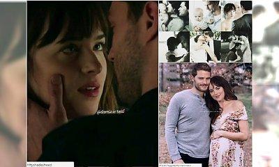 """""""Nowe oblicze Greya"""" - ślub, ciąża, narodziny dziecka. Fani chcieliby zobaczyć w filmie TAKIE sceny!"""