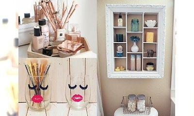 Czas na wiosenne porządki! Jak stylowo przechowywać kosmetyki?