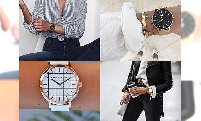 Zegarek - biżuteria niezawodna, która podkręci Twój styl i doda klasy. Najpiękniejsze modele na 2017 rok