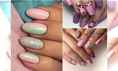 Bajeczne paznokcie ombre w wiosennych kolorach. Wypróbujcie te cuda!