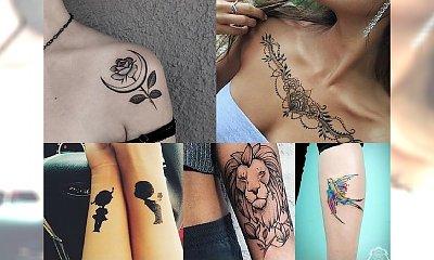 Co za tatuaże! 24 wyjątkowo urzekające motywy, które mają w sobie TO COŚ!